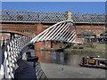 SJ8397 : The Merchant's Bridge at Castlefield by David Dixon