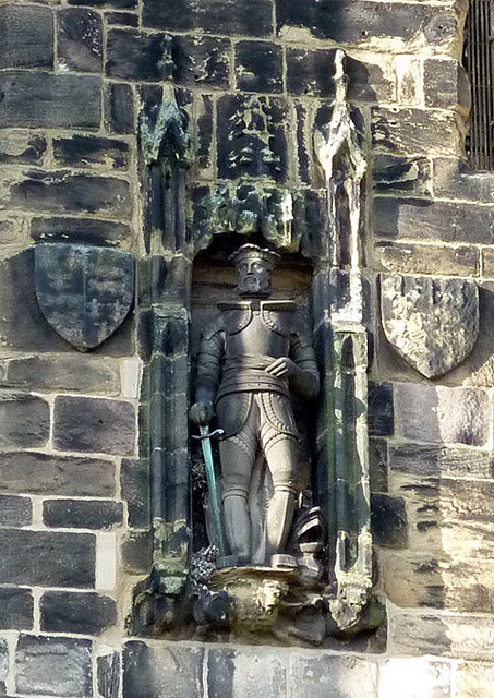 John of Gaunt, Lancaster Castle
