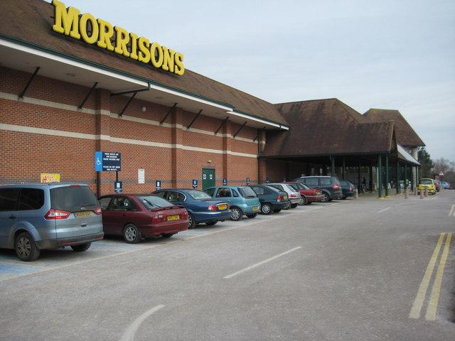 Morrisons, Tewkesbury