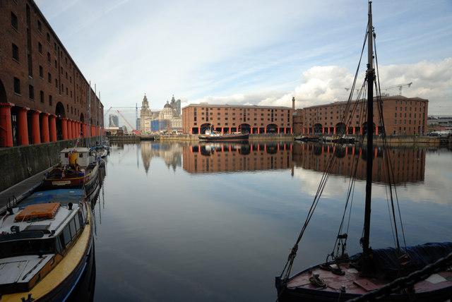 Albert Dock  Liverpool