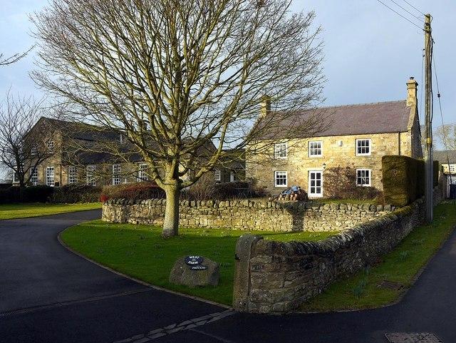 West Farm, Matfen