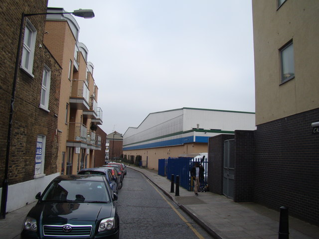 View along Wadeson Street