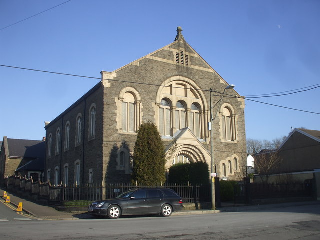 Tabernacle Baptist Church, Brecon Rd, Merthyr Tydfil
