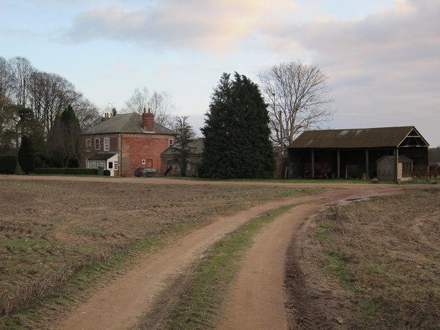 Unnamed farm