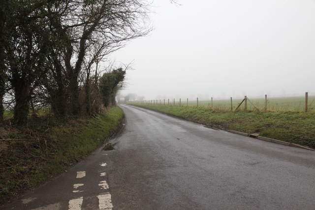 Road to West Hagbourne