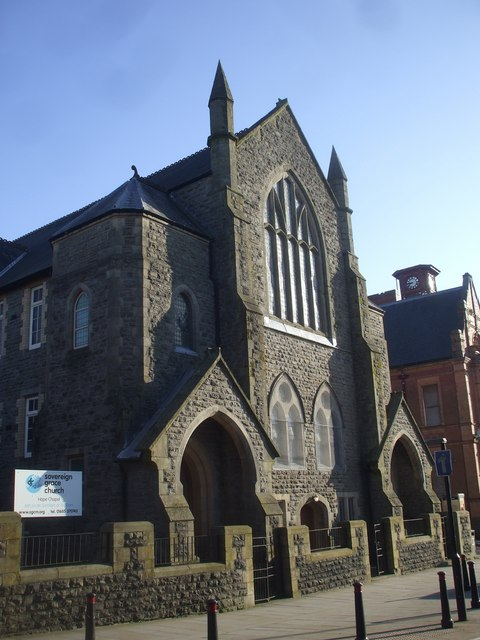 Hope Chapel, Sovereign Grace church, Merthyr Tydfil