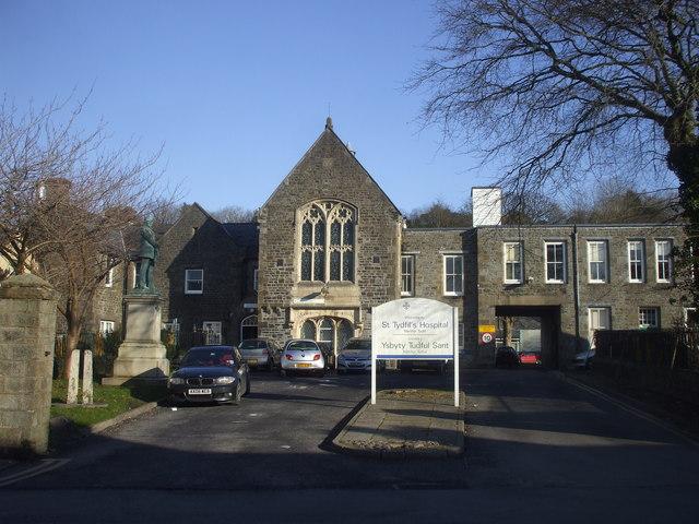 St Tydfil's Hospital, Merthyr Tydfil