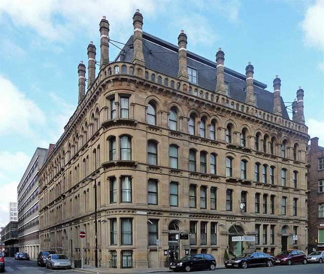 18-24 Princess Street, Manchester