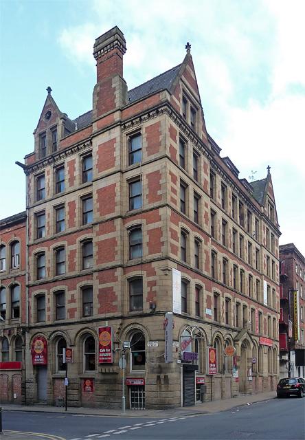 16 Nicholas Street, Manchester