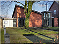 SJ7889 : Holy Cross Church, Timperley by David Dixon