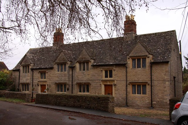 Lady Ann Morton's almshouses