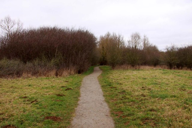 Footpath to Hampton Poyle