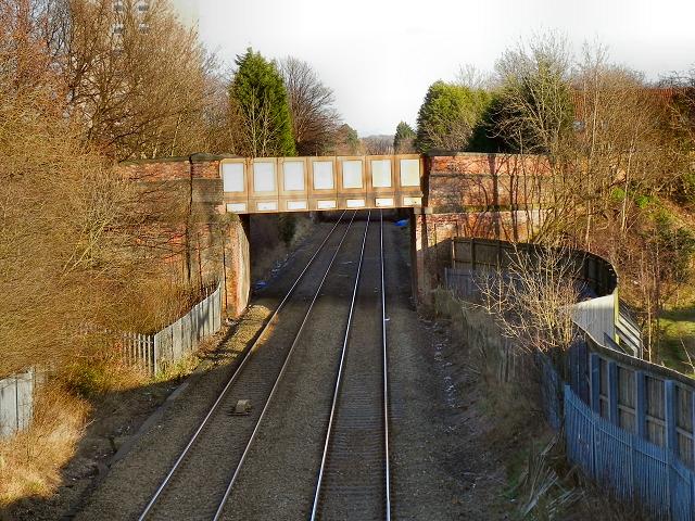 Brooks Drive Railway Bridge