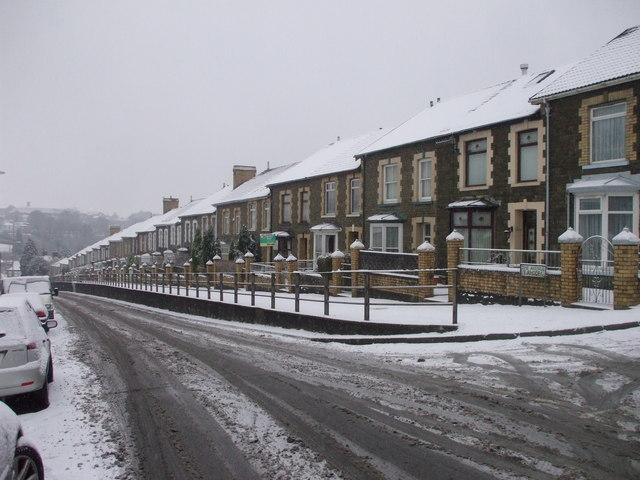 The Avenue, Gwaelodygarth, Merthyr Tydfil