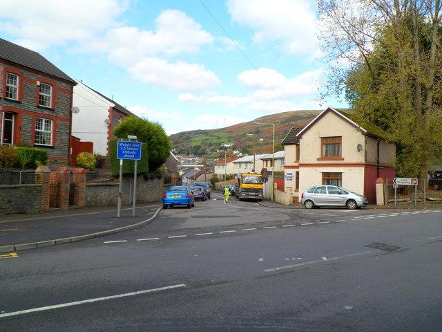Oakfield Terrace, Llwynypia