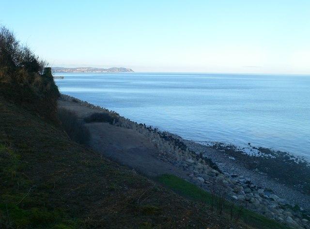 All Wales Coast Path west of Llanddulas