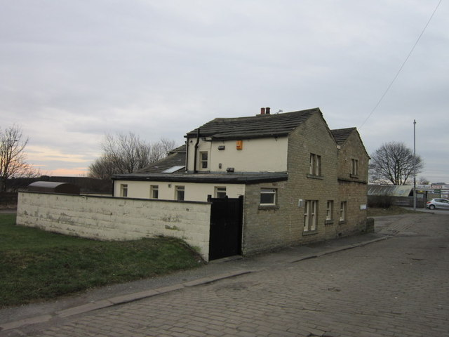 The Black Horse Hotel, Low Moor