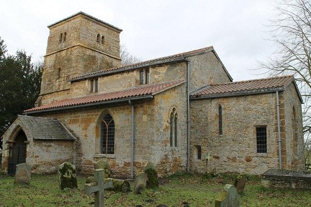 St Peter's church, Kingerby
