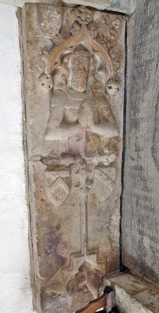 Tomb Slab, Kingerby church