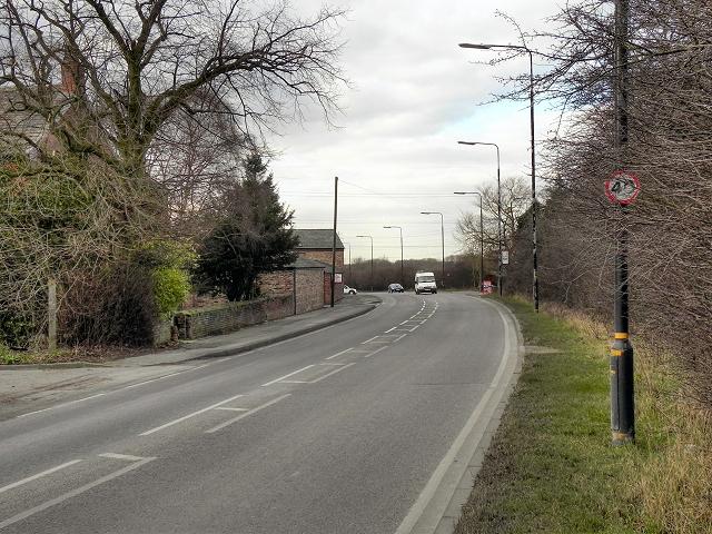 Carrington Lane (A6144)