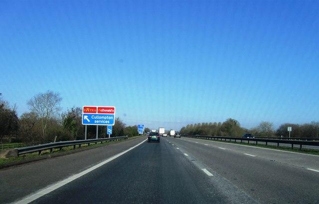 Junction 28, M5