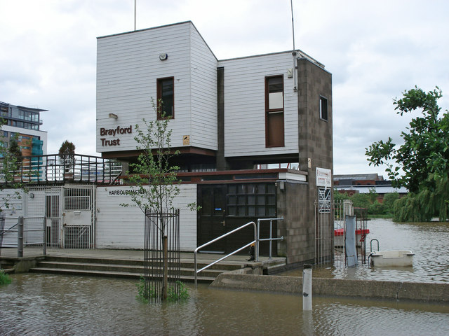 Harbour Master's office