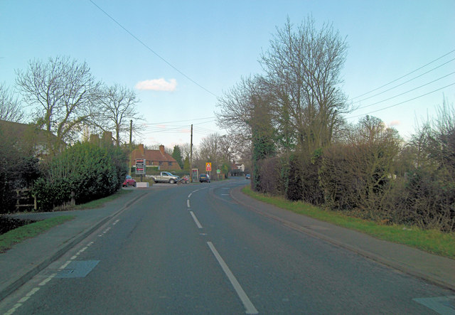 A274 at Curties Corner