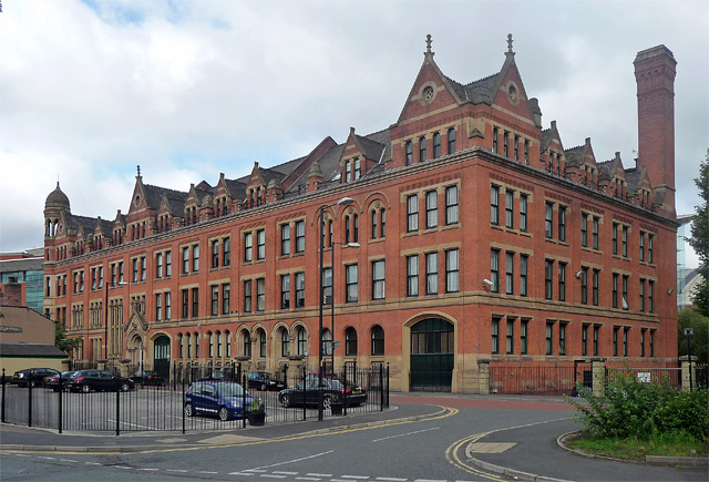 Chepstow House, Chepstow Street, Manchester