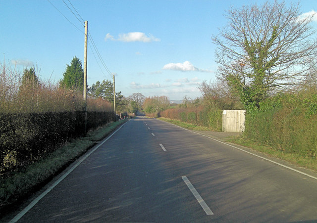 A274 north of Curties Corner