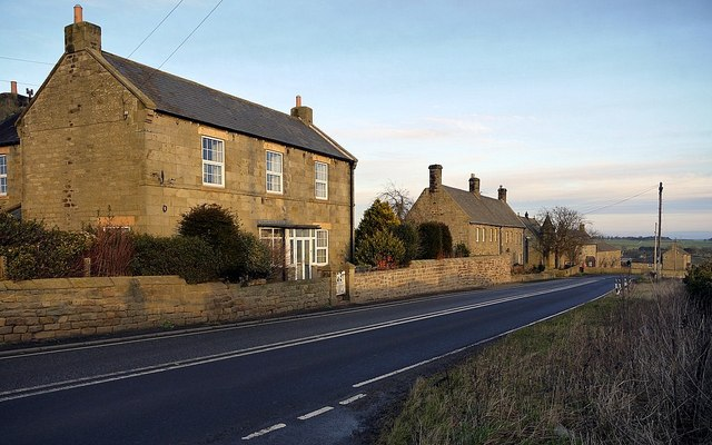 Cottages at Harlow Hill