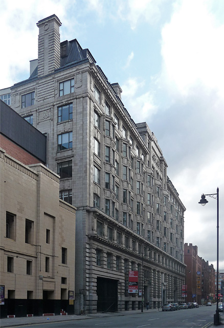 Bridgewater House, Whitworth Street, Manchester