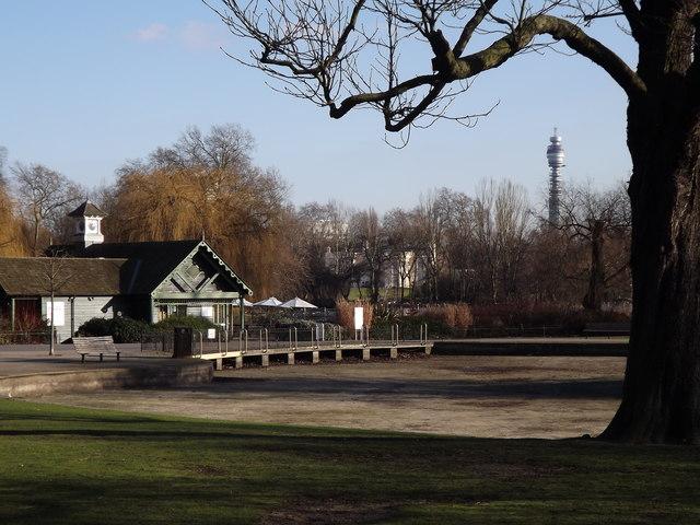 Winter in Regent's Park