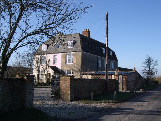 Farmhouse, Elcombe House Farm