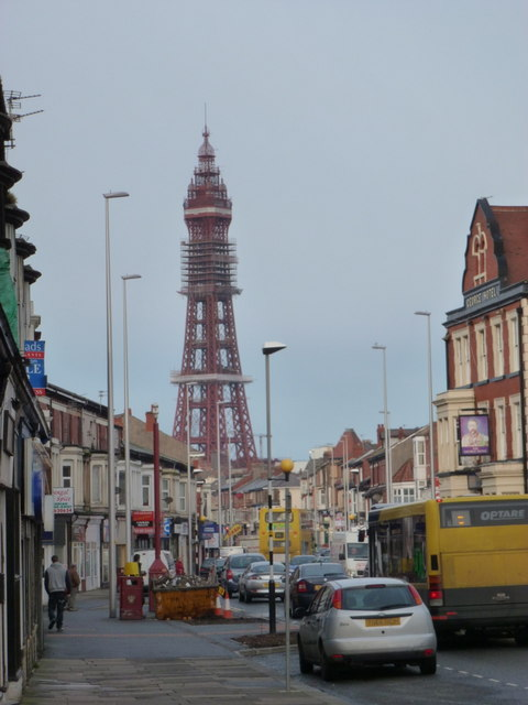 Blackpool: Central Drive