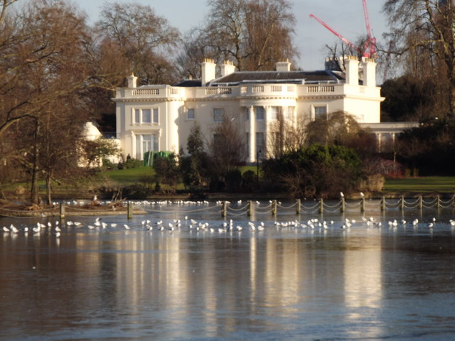 The Holme, Regent's Park