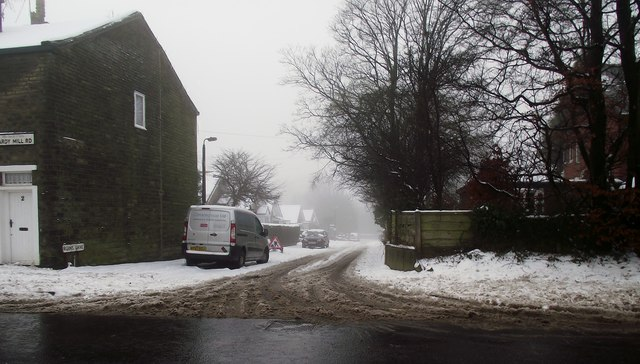Ruins Lane, Harwood