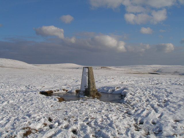 Hey Edge trig point