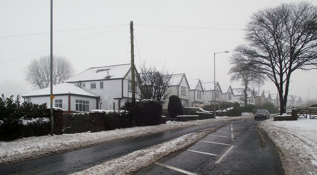 Hardy Mill Road, Harwood