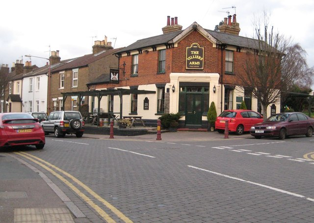 Oxhey: The Villiers Arms