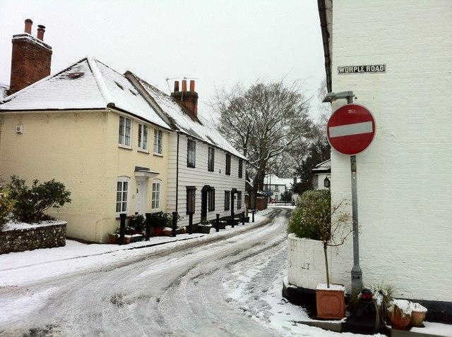 Chalk Lane
