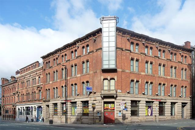 106-116 Portland Street, Manchester