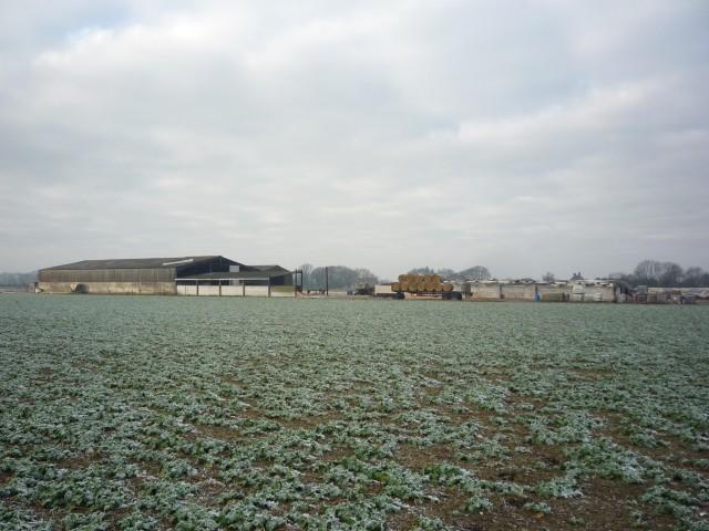 Batrudding farm