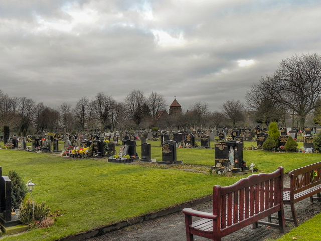 Urmston Cemetery