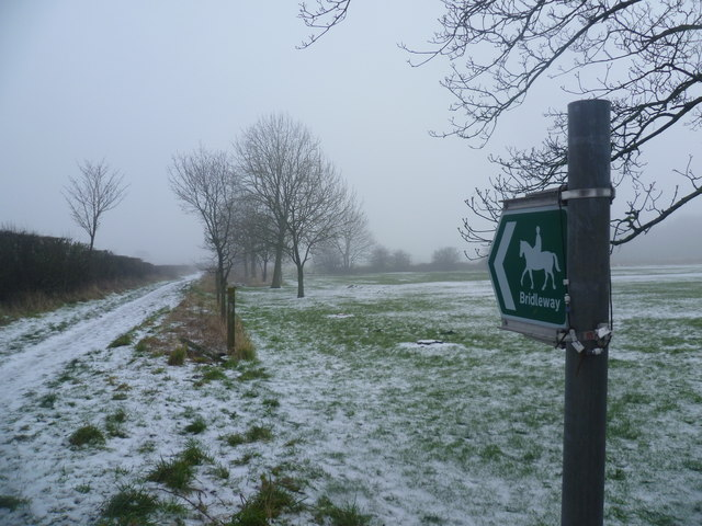 Bridleway between Higher Green & Boothstown