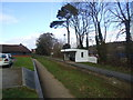 TQ0045 : Former Bramley and Wonersh railway station by Stacey Harris