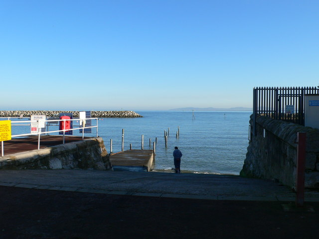 Jetty at Rhos on Sea