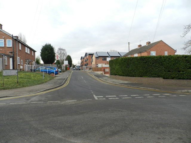 De Wyche Road, off Chequers Lane