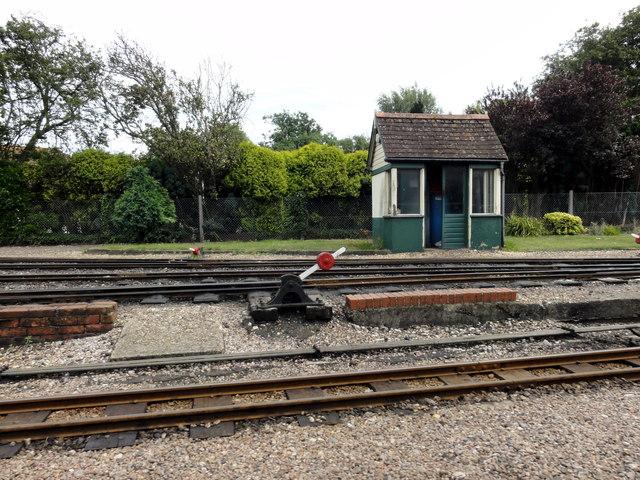 New Romney, RH&DR railway station