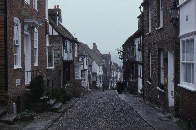 Rye: Mermaid Street