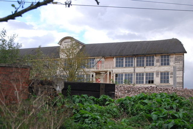 Warehouse, Fisons Works